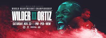 PBC: Deontay Wilder vs Luis Ortiz