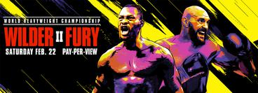 Top Rank: Deontay Wilder vs Tyson Fury 2