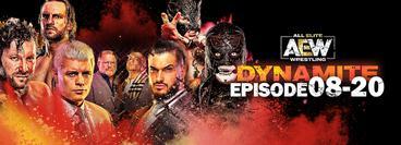 AEW: Dynamite, Episode 08-20