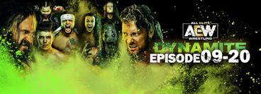 AEW: Dynamite, Episode 09-20