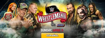 WrestleMania 36: Second Night (en Español)