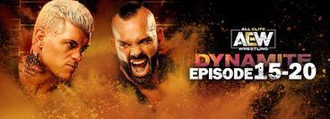 AEW: Dynamite, Episode 15-20