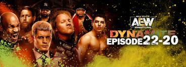 AEW: Dynamite, Episode 22-20
