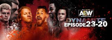 AEW: Dynamite, Episode 23-20