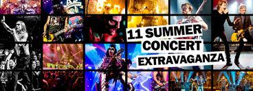 11 Summer Concert Extravaganza (Rebroadcasts)