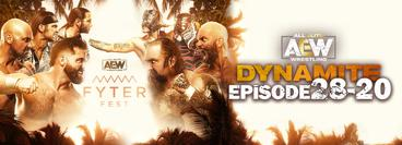 AEW: Dynamite, Episode 28-20