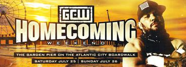 GCW: Homecoming Weekend Pack