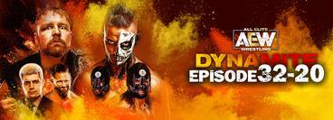 AEW: Dynamite, Episode 32-20