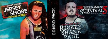 GCW: Combo Pack for August 22-23