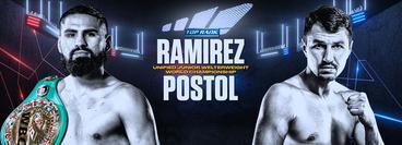 Top Rank: Jose Ramirez vs Viktor Postal