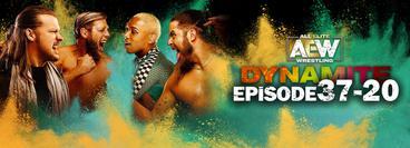 AEW: Dynamite, Episode 37-20