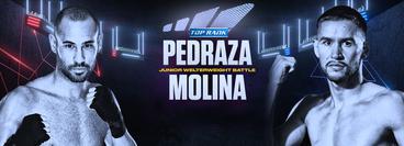 Top Rank: Javier Molina vs Jose Pedraza