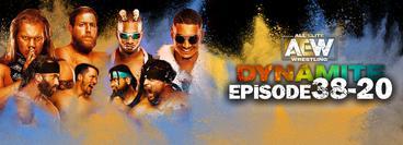 AEW: Dynamite, Episode 38-20