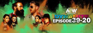 AEW: Dynamite, Episode 39-20