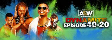 AEW: Dynamite, Episode 40-20