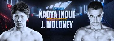 Top Rank: Naoya Inoue vs Jason Moloney