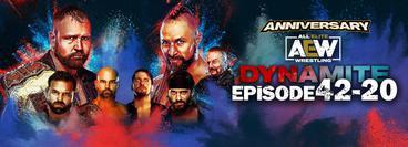 AEW: Dynamite, Episode 42-20