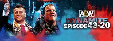 AEW: Dynamite, Episode 43-20