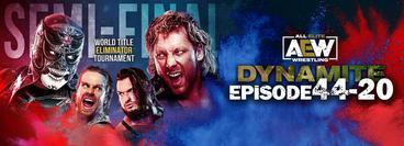 AEW: Dynamite, Episode 44-20