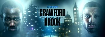 Top Rank: Terence Crawford vs Kell Brook