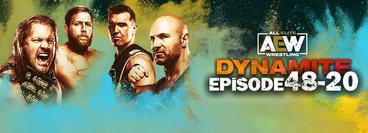 AEW: Dynamite, Episode 48-20