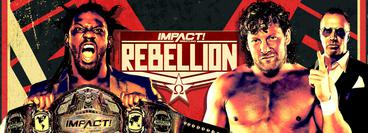 IMPACT Wrestling: Rebellion 2021