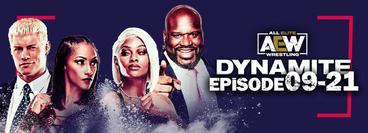 AEW: Dynamite, Episode 09-21