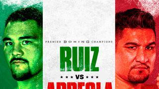 PBC: Andy Ruiz vs Chris Arreola - PreShow