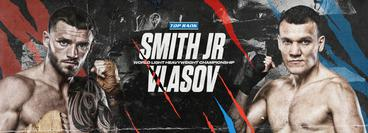 Top Rank: Joe Smith Jr. vs Maxim Vlasov