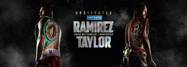 Top Rank: Jose Ramirez vs Josh Taylor