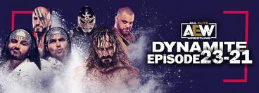 AEW: Dynamite, Episode 23-21