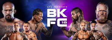 BKFC 18: Joey Beltran vs Sam Shewmaker