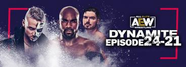 AEW: Dynamite, Episode 24-21