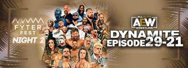 AEW: Dynamite, Episode 29-21