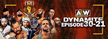 AEW: Dynamite, Episode 30-21
