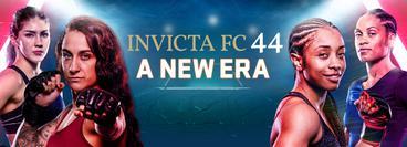 Invicta FC 44: A New Era