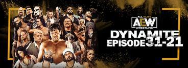 AEW: Dynamite, Episode 31-21