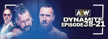 AEW: Dynamite, Episode 38-21