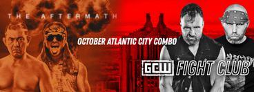 GCW: October Atlantic City Combo