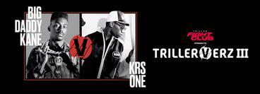 The TrillerVerz III Weekend: Big Daddy Kane vs KRS One