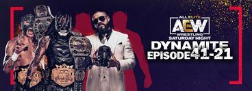 AEW: Dynamite, Episode 41-21