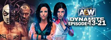 AEW: Dynamite, Episode 43-21