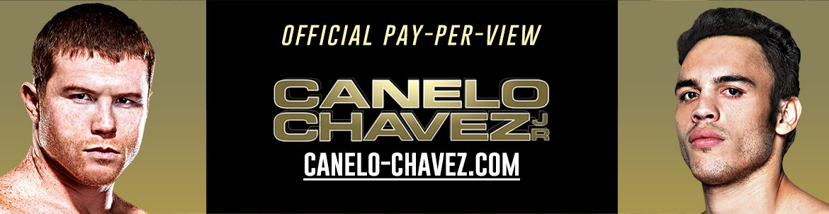Canelo vs Chavez Jr. Online PPV