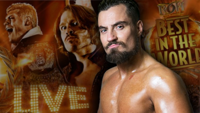 Marty Scurll – Everyone's favorite Villain