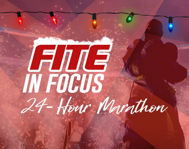 FITE Debuts Weekly TV Programming with a  24-Hour Season's Special Edition