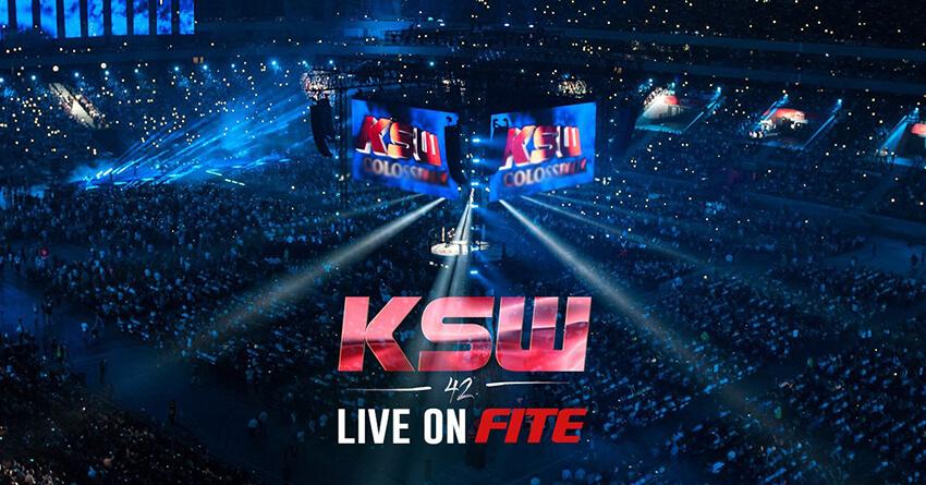 Champion vs Champion super fight set for KSW 42 LIVE