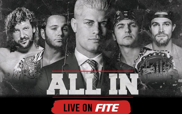 FITE is Getting #ALLIN with Special PPV LIVE Offer!