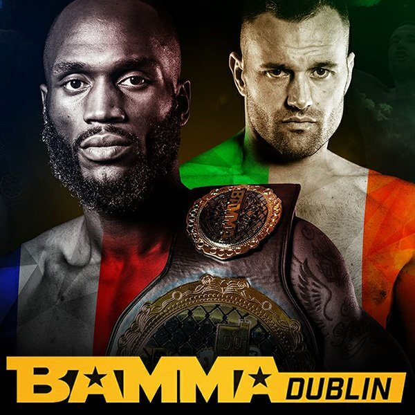 BAMMA 32 is set to air live on FITE Friday November 10