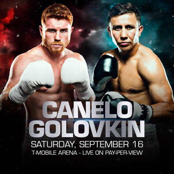 "Saul ""Canelo"" Alvarez & Gennady ""GGG"" Golovkin Stacked Pay-Per-View Card To be streamed live on RingTV.com, powered by Flipps Media"