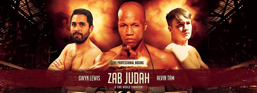 "Dekada Fight Night with Zab ""Super"" Judah to air on FITE Digital PPV Globally, 8:30 pm EST, January 27"